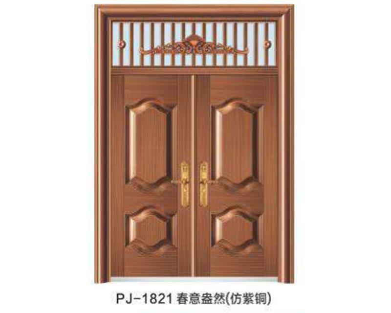 PJ-1821春意盎然(仿紫铜)