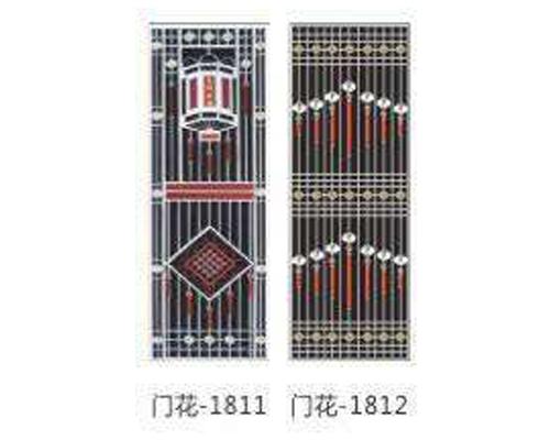 可选门花1811-1812